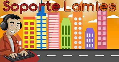 Soporte Lamies